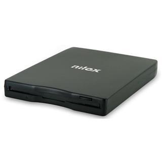 """Lector de disquete DE 3.5"""" POR USB NILOX ·"""