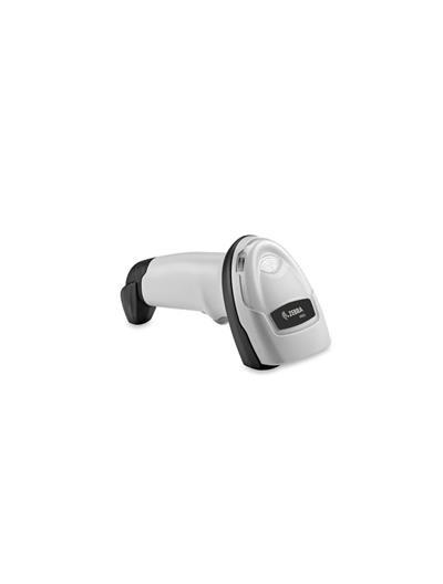 Lector Zebra Scanner DS2208 blanco/USB KIT