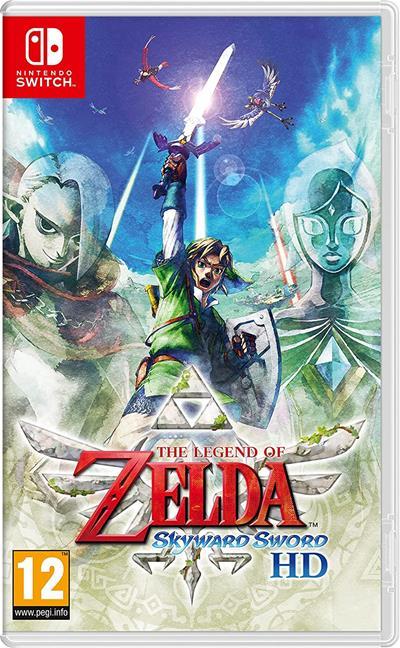 Legend of Zelda Skyward Sword HD Nintendo Switch