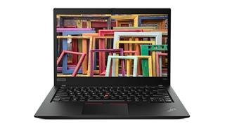 "Portátil Lenovo T490S i7-8565U 8GB 512GB 14"" W10P"