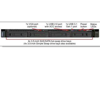 Lenovo THINKSYSTEM SR250 E-2276G 16GB