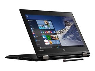 Portátil Convertible Lenovo TP YOGA I3-6100 8GB 128SSD Windows 1