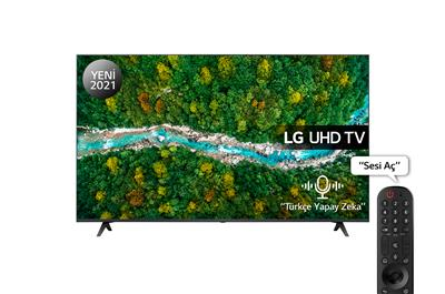 LG ELECTRONICS 55IN 4K UHD SMART TV          2XHD
