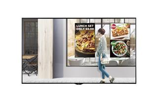 """LG Signage Monitor 49"""" FHD M+Shine Out"""