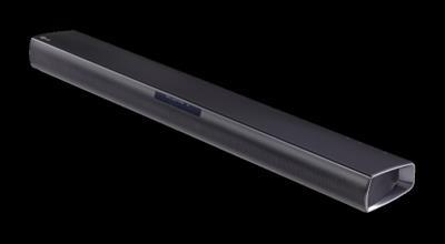 LG SJ2 altavoz soundbar 2.1 canales 160 W