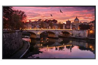 "Televisor Samsung QB49R 48.5"" 3840x2160 SIGNAGE HDMI RJ45 DVI Wi"