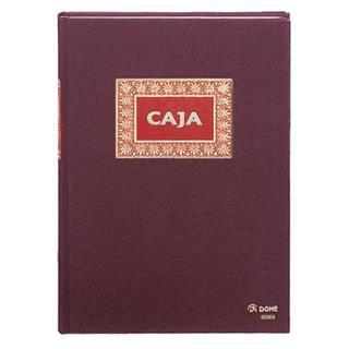 LIBRO DE CONTABILIDAD CAJA FOLIO NATURAL 100 ...