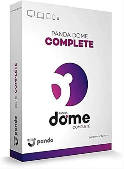 Licencia Panda Dome Complete 5 Dispositivos 1 Año