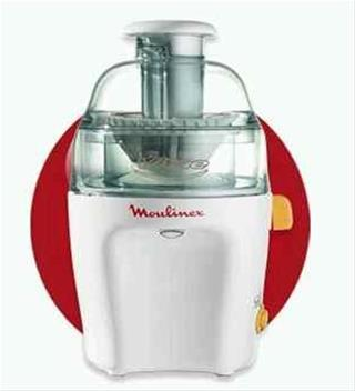Licuadora electrica Moulinex JU200045 200W