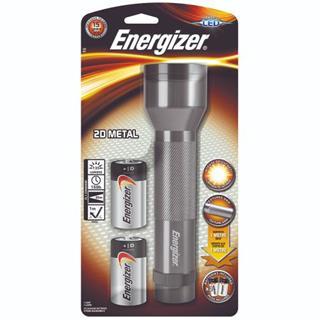 LINTERNA LED METAL 2D DISTANCIA 73 M. ENERGIZER