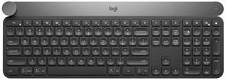 Logitech Craft Adv KBD w/Creative Inp Dial ES Wireless