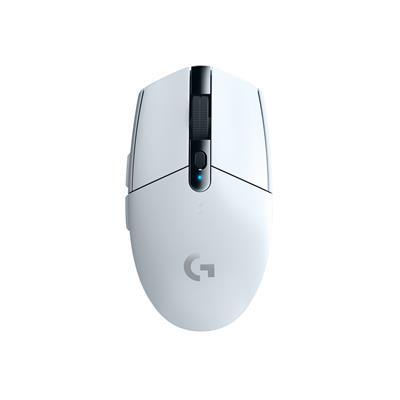 Ratón Logitech G305 12000DPI inalámbrico blanco