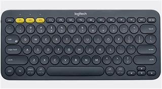 Teclado Logitech Multi-Device K380 Negro Español