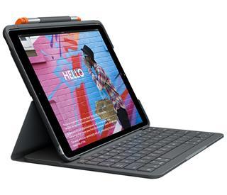Funda con teclado Logitech 920-009478 para iPad 7th Gen