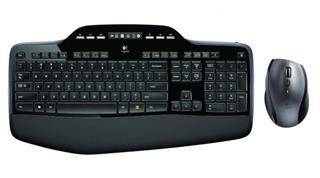 Logitech Wireless Desktop MK710