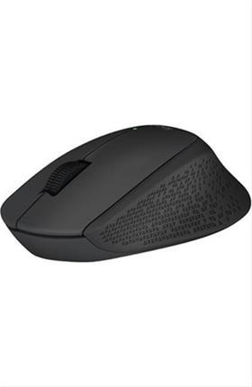 Logitech Wireless Mouse M280 BLACK 2.4GHZ EWR2