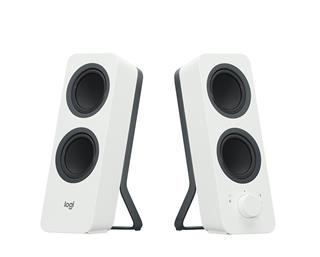 LOGITECH Z207 BLUETOOTH COMPUTER SPEAKER OFF Blanco