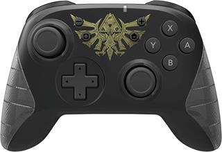Mando Hori Zelda inalámbrico negro Nintendo Switch