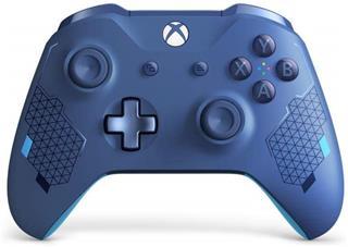 Mando inalámbrico Microsoft Sport Blue Special Edition Xbox One