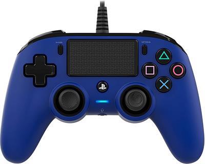 Mando Nacon Compact Controller para PS4 Azul