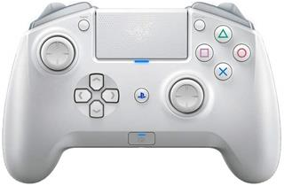 Mando Razer Raiju Tournament Edition Mercury blanco