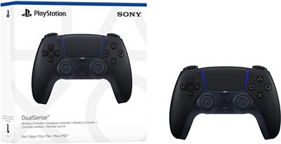 MANDO PS5 DUALSENSE BLACK