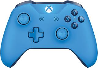 Mando Wireless MICROSOFT XBOX ONE CONTROLLER Azul