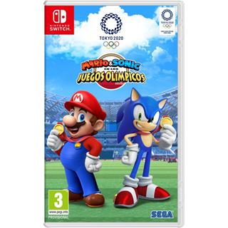 Mario & Sonic en los Juegos Olímpicos Tokyo 2020 Nintendo Switch