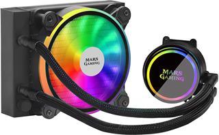 Mars gaming ML120 12x12 RGB-A Refrigeración ...