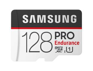 MicroSD Samsung 128GB PRO END+w SD Adapter