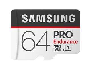 Samsung Micro SD 64GB PRO END+w SD Adapter