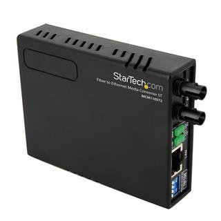Conversor de Medios Ethernet 10/100 RJ45 a Fibra ...