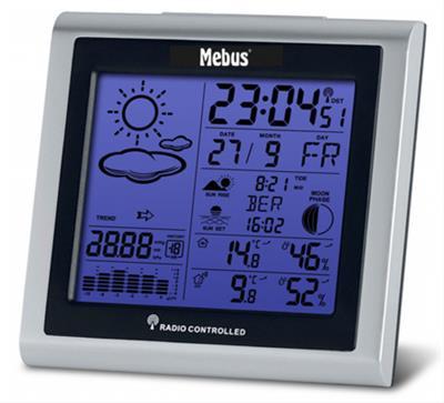 Mebus 40283 estación meteorológica
