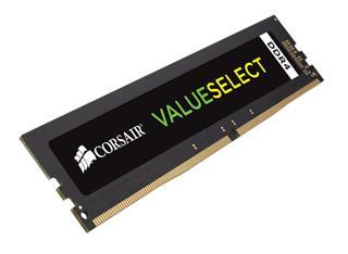 MEMORIA CORSAIR DDR4 8GB 1X8GB PC 2666 VALUE SELECT