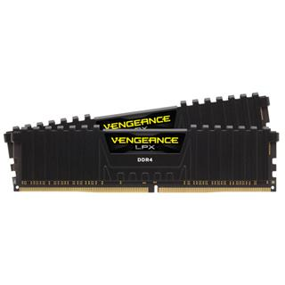 MEMORIA DDR4 32GB PC 3600 VENGEANCE LPX BLACK ...