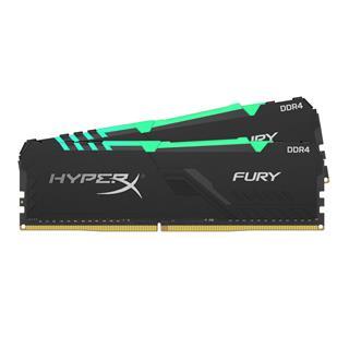 Memoria ram HyperX Fury DDR4 16GB 3200Mhz CL16 RGB