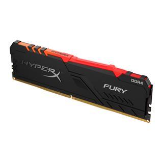 Memoria ram HyperX Fury DDR4 16GB RGB 3600MHz