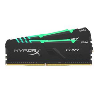 Memoria ram HyperX Fury DDR4 32GB RGB 3600MHz