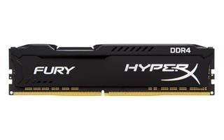 MODULO DDR4 16GB 3200MHZ KINGSTON HYPERX FURY BLACK CL18