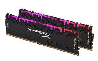 MEMORIA KINGSTON HYPERX PREDATOR RGB DDR4 16GB ...