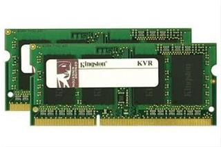 Memoria Kingston Value SODIMM DDR3 2GB 1333MHz CL9