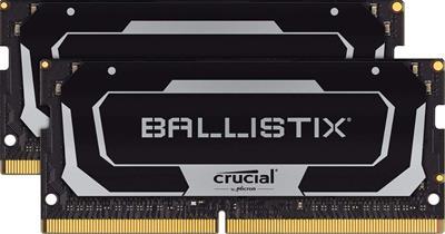 MODULO DDR4 SODIMM 32GB(2x16GB) 3200MHZ CRUCIAL BALLISTIX  -DESPRECINTADO