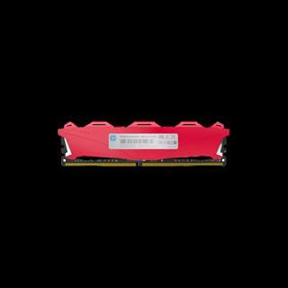 MODULO DDR4 HP 8GB 2400MHZ U-DIMM V6 SERIES ROJO