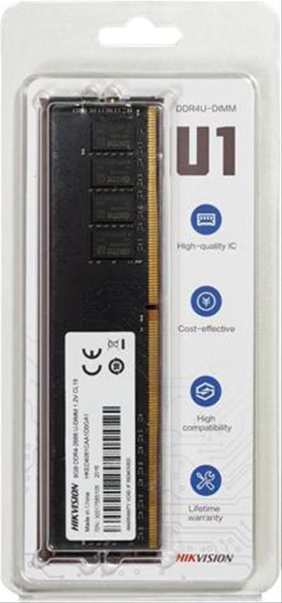 Memoria ram Hikvision D4041BAA1D0ZA1/4G DDR4 4GB ...