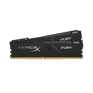 Memoria ram HyperX Fury DDR4 32GB (2x16GB) ...