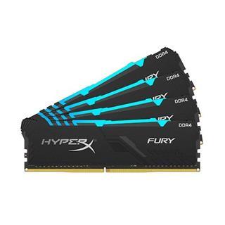 Memoria ram HyperX Fury DDR4 32GB (4x8GB) 3600MHz