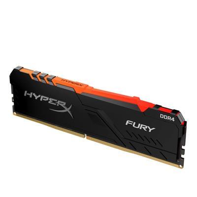 Memoria ram HyperX Fury RGB DDR4 3466Mhz 16GB ...