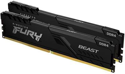 Memoria ram Kingston Fury Beast DDR4 32GB 3200MHz ...