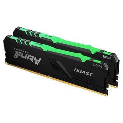 Memoria ram Kingston Fury Beast DDR4 64GB ...