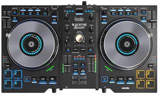 Mesa de mezclas Hercules DJControl Jogvision